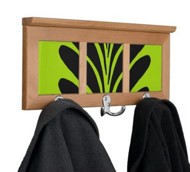 Go Green coat rack